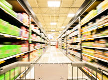 Navigating grocery stores aisles can be problematic