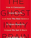 The Ghost in My Brain, How a Concussion Stole My Life by Chuck Elliott