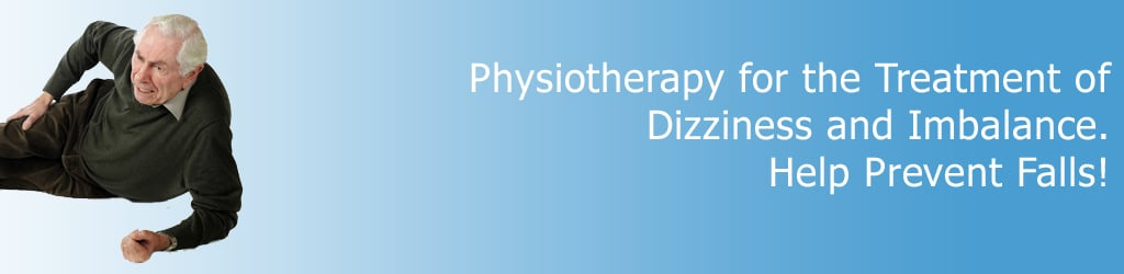 Physiotherapy Treatment for Imbalance and Dizziness Can Prevent Falls