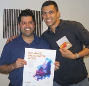 Balance Awareness Week: Balance Contest Winner