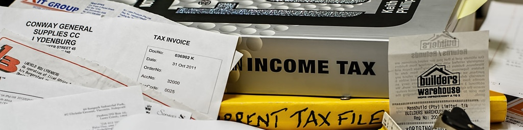 BC Balance and Dizziness Income Tax Receipts