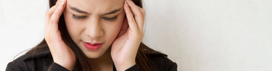 Young Woman with BPPV